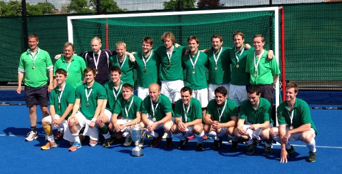 Lincolnshire Mens Champions Team 2013