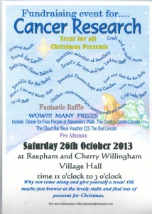 Fund Raising Event for Cancer Research