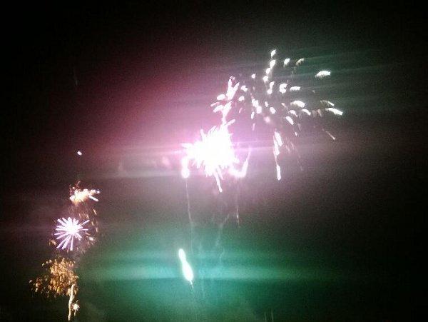 Lindum Fireworks 2013