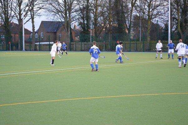 Mens 2 v. Leeds, January the 18th, 2014