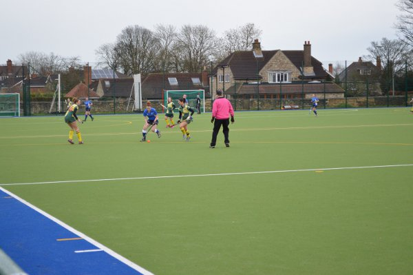 Ladies 1s January 2014