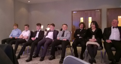 Junior Players: End Of Season Ball 2014