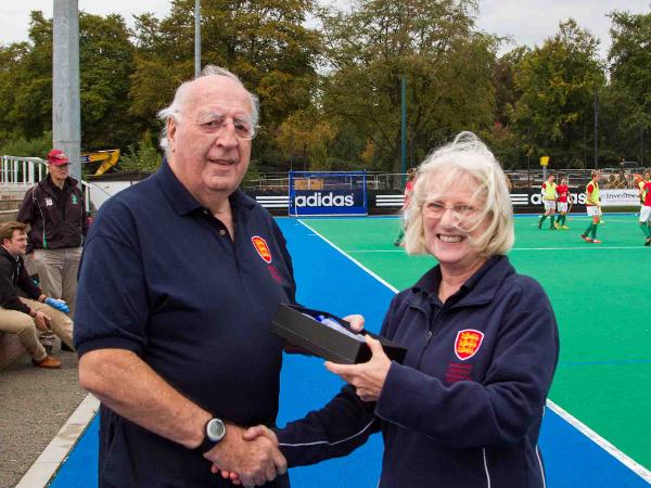 Phil Ingall - England Hockey Retirement