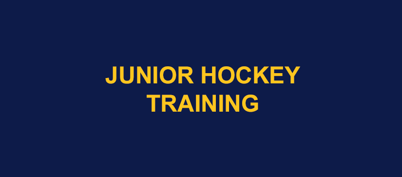 Coaching Line-Up for Wednesday's Academy Hockey