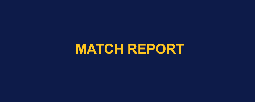 Match Reports from January the 30th