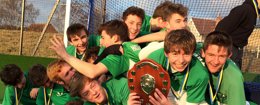 Lindum Players in Lincolnshire Hockey Success