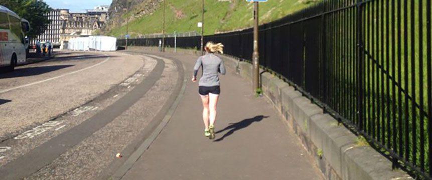 Lizzie Corbett's Ironman Challenge
