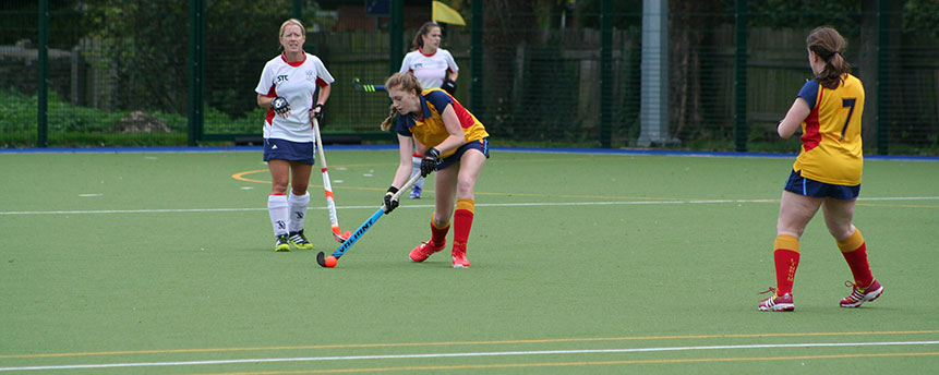 Photos: Ladies 1s v. Colchester 1