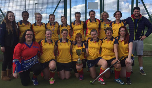 Ladies 4s Division 5 Cup Winners 2017