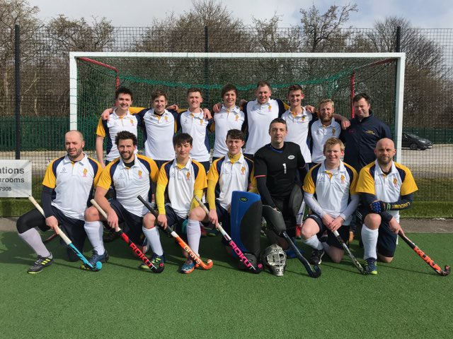 Mens 1st Team League Champions 2018