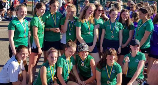 Under 17 Girls Eastern County Finals 2018