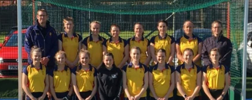 Ladies 1st Team are North Hockey Division 2 (SE) Champions