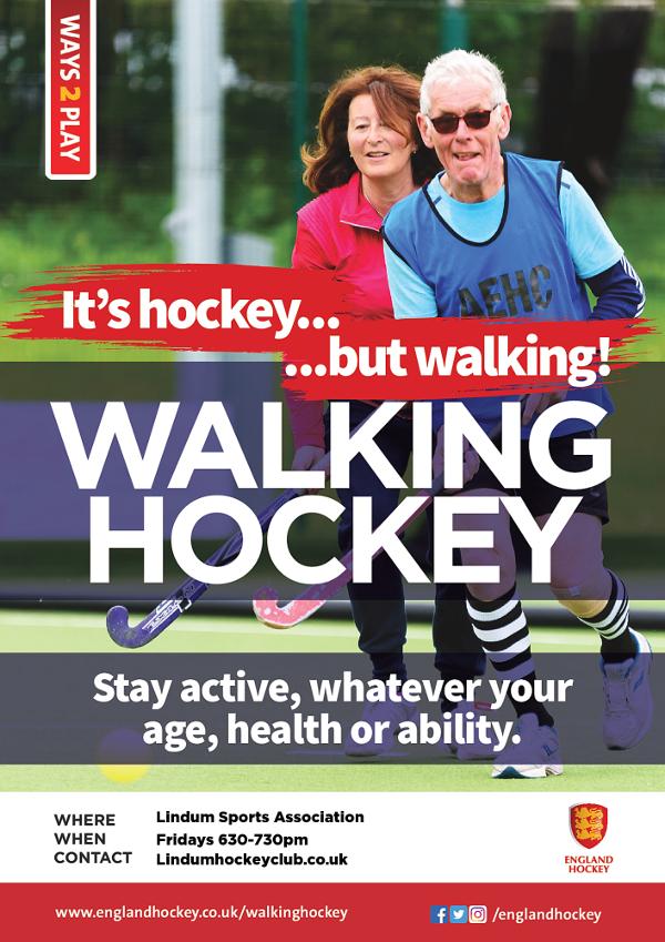 Walking Hockey