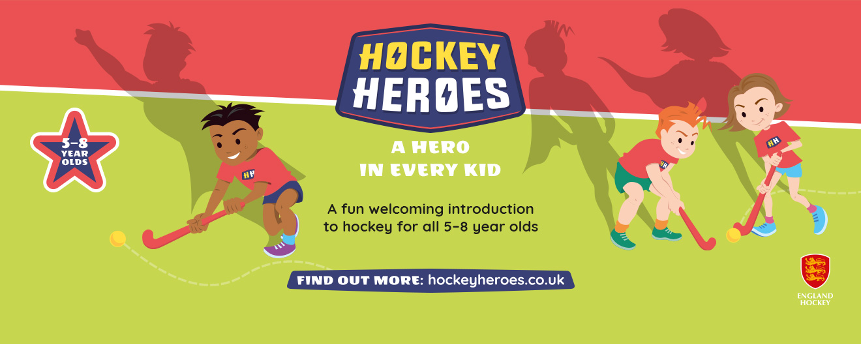 Hockey Heroes, for 5-8 Year Olds
