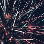 Lindum Fireworks Display 2019