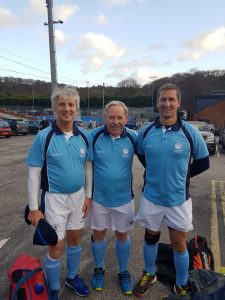 Kev White, Chris Topham, Andy Wright