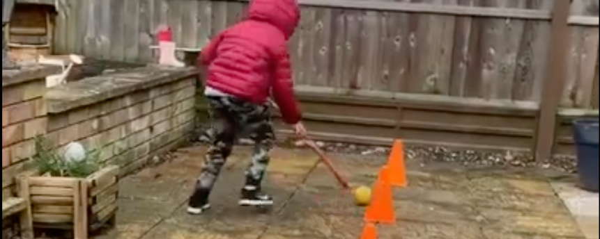 Junior Virtual Hockey, 31st of March